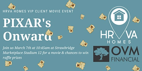 HRVA Homes VIP Client Movie Event tickets