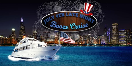 July 4th Late Night Booze Cruise tickets