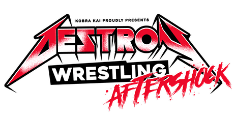 Destroy Wrestling: Aftershock - A Rickshaw Wrestling Presentation tickets