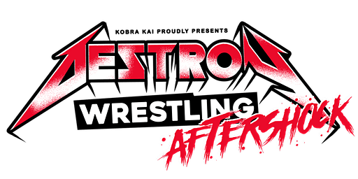 Destroy Wrestling: Aftershock - A Rickshaw Wrestling Presentation
