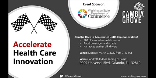 Accelerate Health Care Innovation at HIMSS 2020!