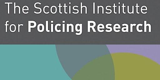 SIPR/ ENU Criminology and Policing Seminar - Dr Nick Bland
