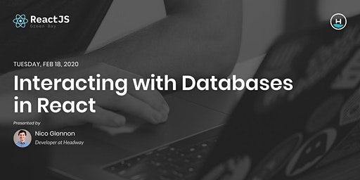 Interacting with Databases in React