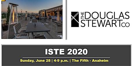 Douglas Stewart ISTE 2020 Welcome Event tickets