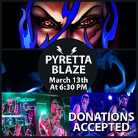 Pyretta Blaze