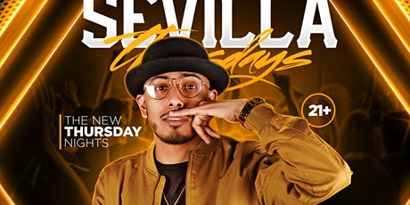 Thursday Nights with DJ BREES - Sevilla LONG BEACH | THE HIP HOP HOUSE tickets