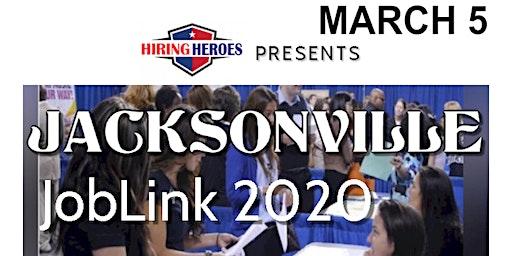 JACKSONVILLE JOB FAIR - JOB LINK 2020 - FLORIDA JOBLINK / MARCH 5