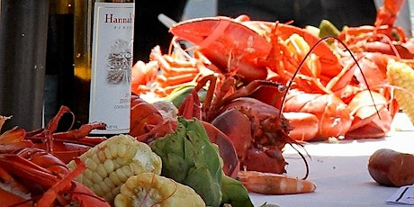 Lobster Feed in the Vineyards tickets