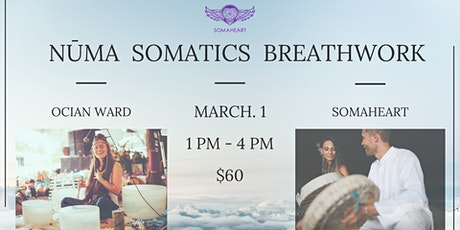 Numa Somatics Breathwork Journey tickets