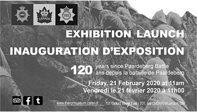 Exhibition Launch tickets