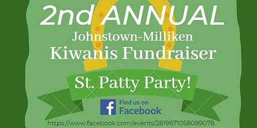 Kiwanis Clubs St. Patty's  Annual Event
