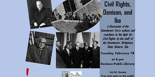Civil Rights, Ike, and Denison