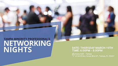 Network Nights for Tampa Minority Professionals tickets