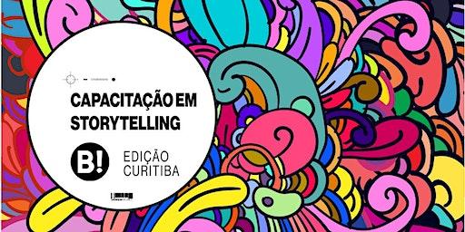 Capacitação Internacional em Storytelling - Edição Curitiba