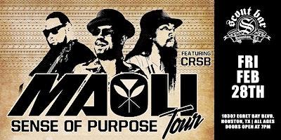 MAOLI- Sense of Purpose Tour