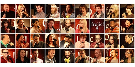 The Frolic Show: Live Comedy Re-Imagined tickets