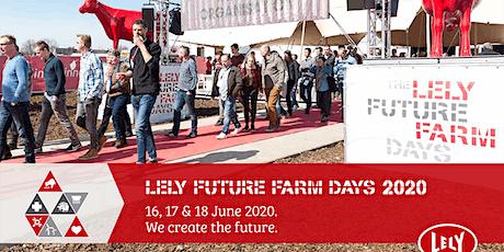Lely Future Farm Days 2020 tickets