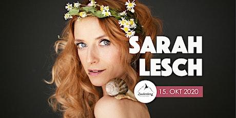 Sarah Lesch Tickets