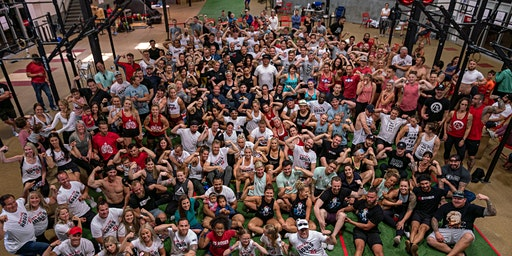 65 Roses Crossfit for Cystic Fibrosis 2020!