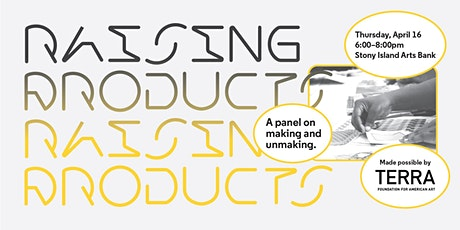 Raising Products: African American and Latinx Designers tickets