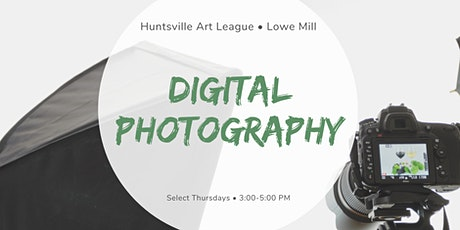 Digital Photography tickets