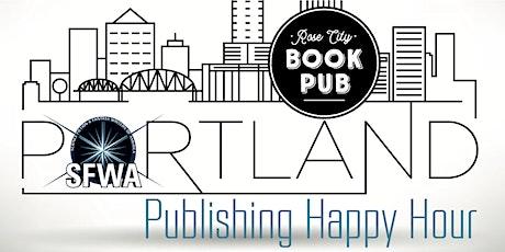 SFWA Portland Publishing Happy Hour - March 2020 tickets