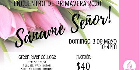 Encuentro de Primavera 2020 entradas
