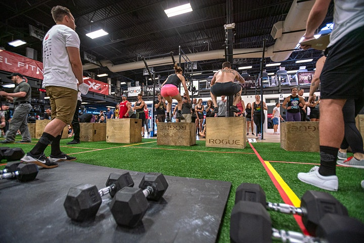 65 Roses, Crossfit for Cystic Fibrosis 2021! image