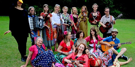Matinka Spring Celebration - Music and Dance performance and Jam Session tickets