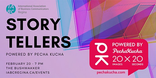 Storytellers - Powered by Pecha Kucha