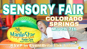 FREE! Sensory Fair Colorado Springs
