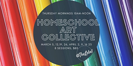 Homeschool Art Collective tickets