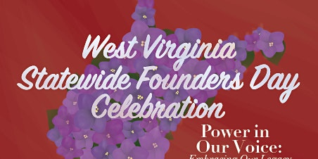 2020 Delta Sigma Theta Sorority, Inc. WV  Statewide Founders Day Luncheon