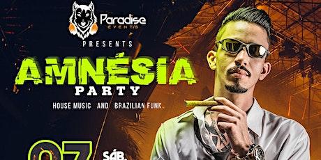Amnésia Party tickets