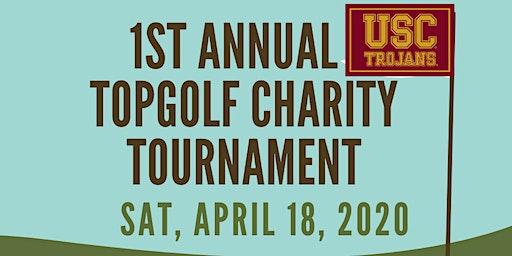1st Annual USC TopGolf Charity Tournament