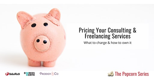 Pricing Your Services: What to charge and how to own it