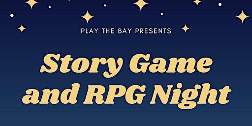 Story Game & RPG Night