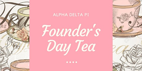 ADPi Columbus Alumnae Association Founder's Day Tea tickets
