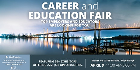 Black Press  Education and Career Fair - Maple Ridge tickets