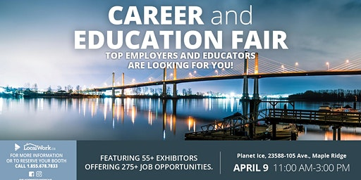 Black Press  Education and Career Fair - Maple Ridge