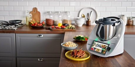Thermomix® Keto Cooking Class - Newton, MA tickets