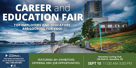 Black Press Education and Career Fair - Nanaimo tickets