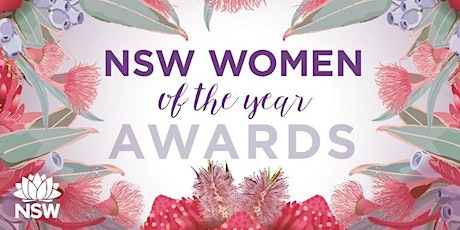 2020 NSW Women of the Year Awards tickets