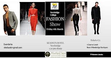 Newbridge College Fashion Show