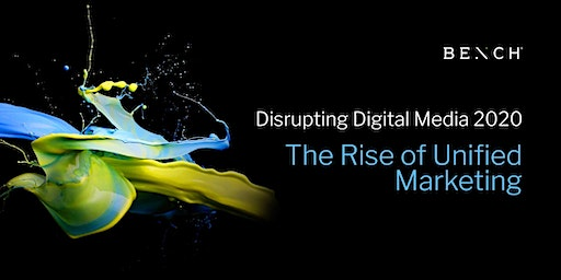 Sydney - Disrupting Digital Media 2020: The Rise of Unified Marketing
