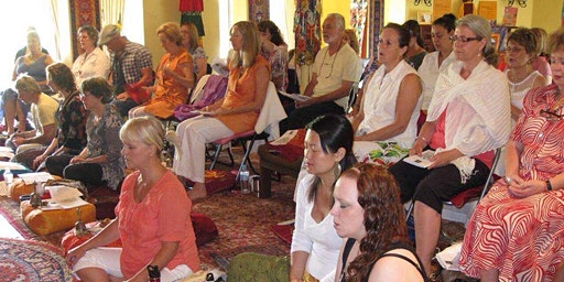 Two-day Meditation Class with Ani Dechen