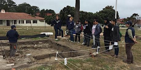 Presidio Discovery: Archaeology Tour tickets
