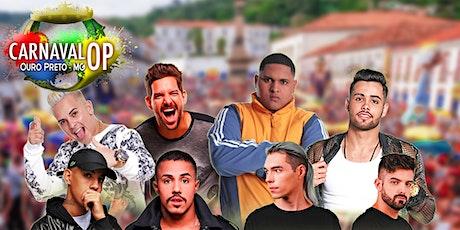 Excursão Carnaval Ouro Preto 2020 ingressos