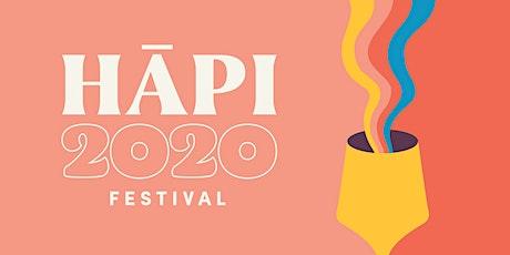 Hāpi 2020 Festival tickets