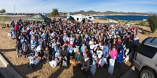 Impact Friday Cleanup at Lake Pleasant